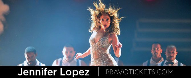 Jennifer Lopez Las Vegas One Night Only