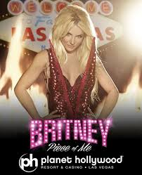 Britney at Planet Hollywood Las Vegas